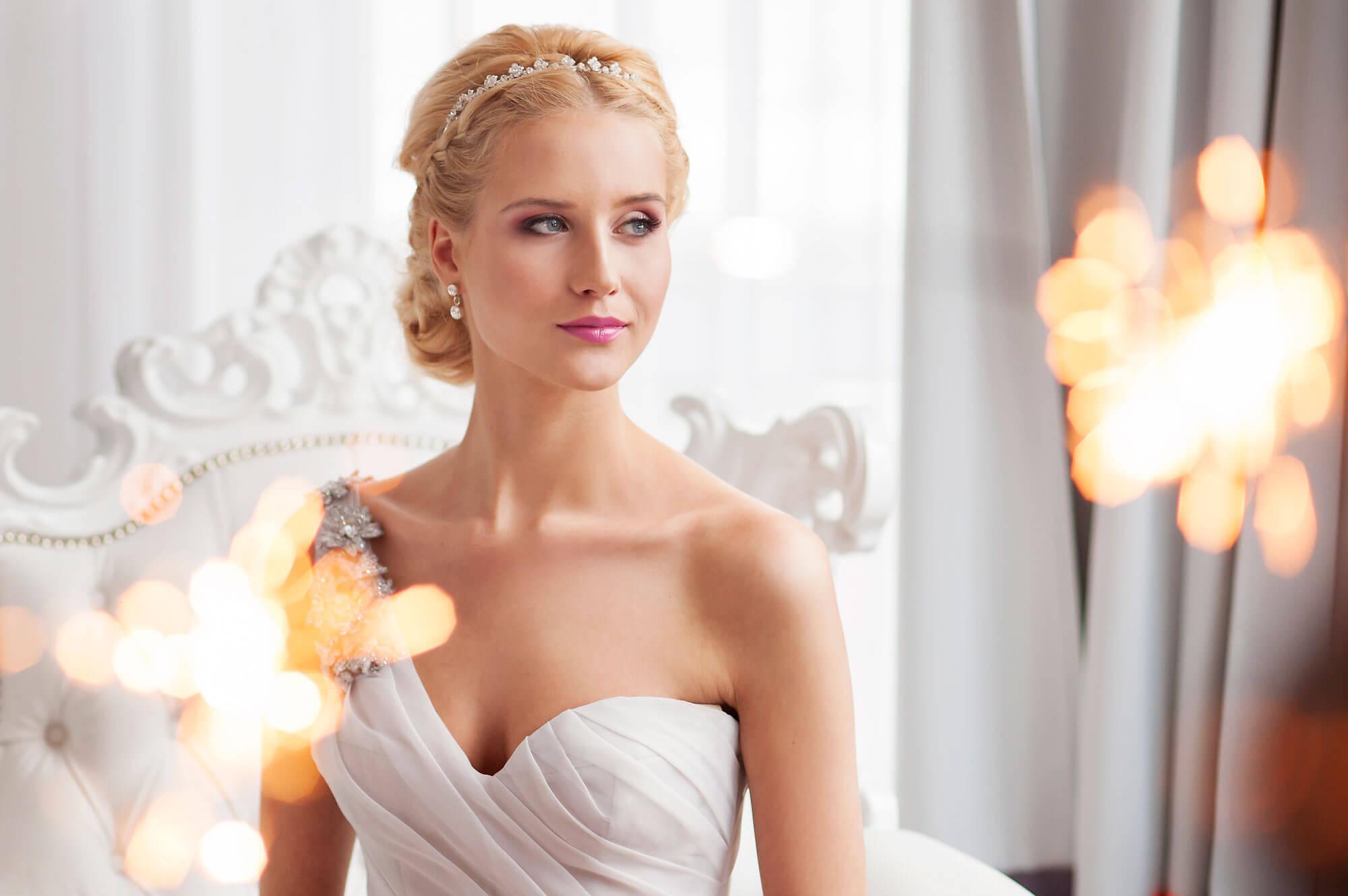 Zimowa bajka – piękna inspiracja na romantyczny ślub zimą