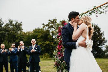 Mazel tov! – romantyczny ślub symboliczny i międzynarodowe przyjęcie weselne w Cegielni Rzucewo